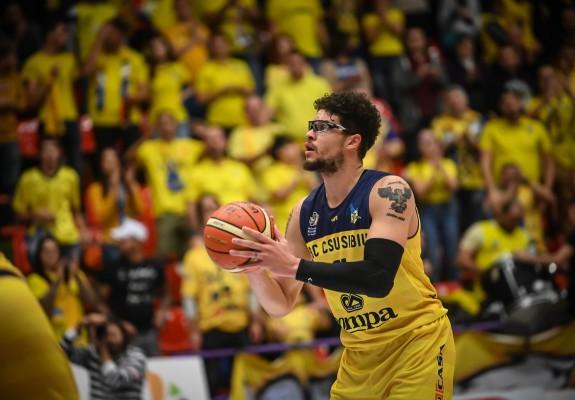 Isaiah Philmore, încă un sezon alături de BC CSU Sibiu