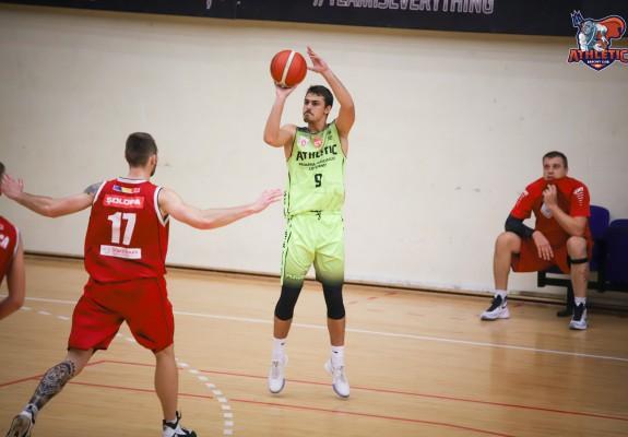 Victor Dudaș continuă alături de BC Athletic Constanța