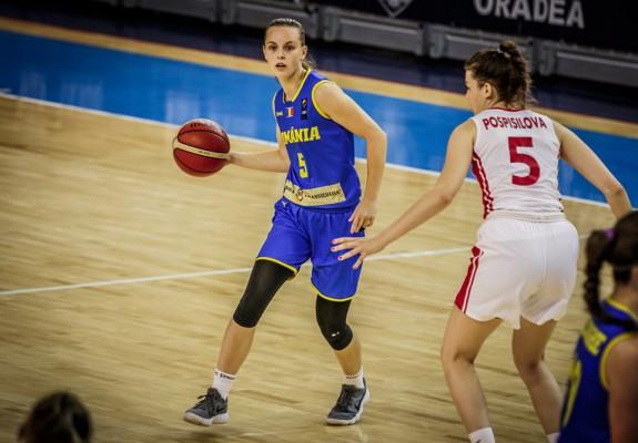 Ecaterina Armanu face pasul către FCC Baschet Arad