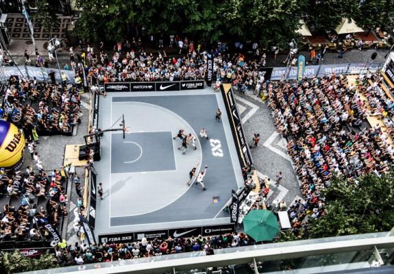 FIBA 3×3 World Tour programat să treacă prin România