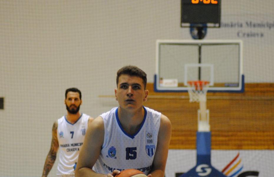 Ionuț Berceanu a semnat cu CS Dinamo Știința