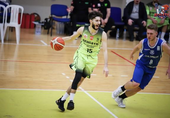 Sergiu Ursu continuă la BC Athletic Constanța