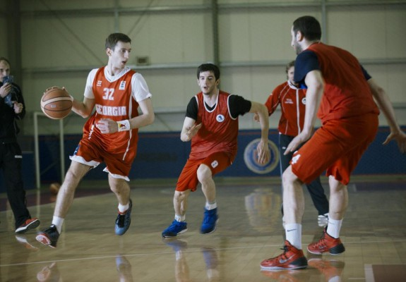 CSM Târgu Jiu a transferat un jucător din naționala Georgiei