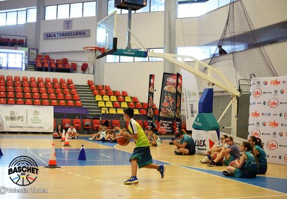 Camp-ul organizat de IG Hoops și Real Betis Baloncesto, o reîntoarcere la baschetul pur