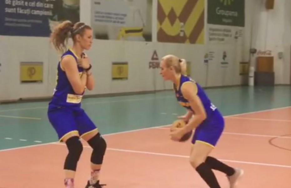 Lotul olimpic de 3x3 revine în cantonamentul din Izvorani