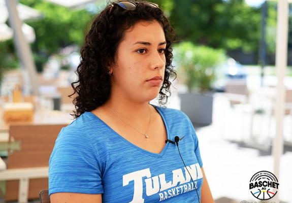 """Interviu. Irina Părău, după primul sezon în NCAA: """"A fost un an de învățare"""""""