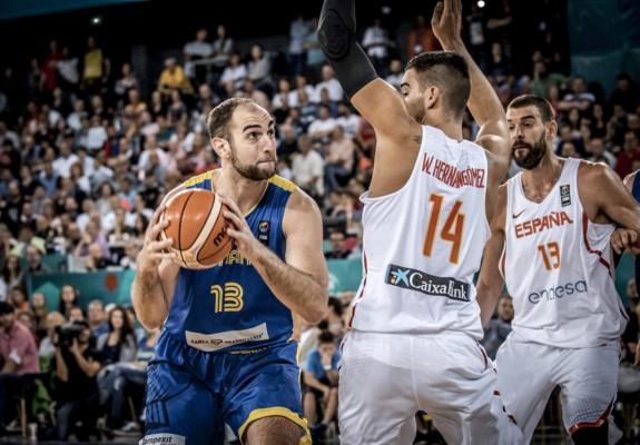 """Internaționalul român Alex Olah va comenta o partidă din """"bula"""" din Orlando"""