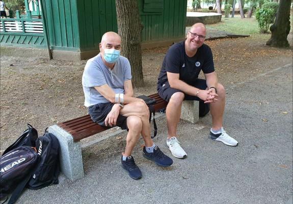 Dusko Vujosevic a revenit la Cluj și a participat la antrenamentul echipei