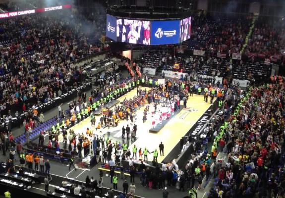 Euroleague Basketball își dorește să aducă Londra pe harta baschetului european