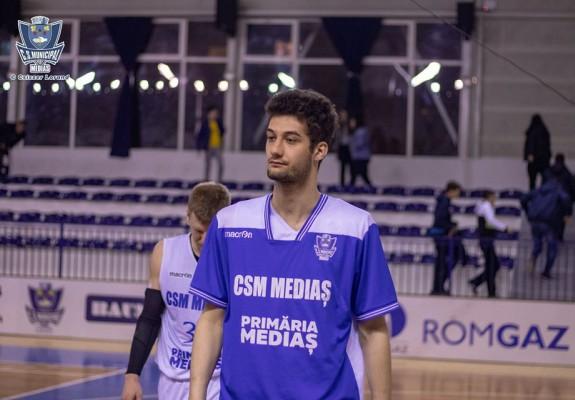 Daniel Banciu va juca din nou sub comanda lui Mihai Popa la CSM Mediaș