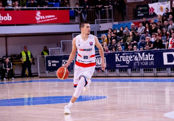 Pavle Reljic și-a prelungit înțelegerea cu CSM Oradea