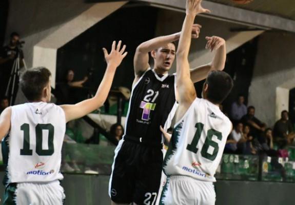 Anastasios Zetos este noul jucător al lui CSM Mediaș