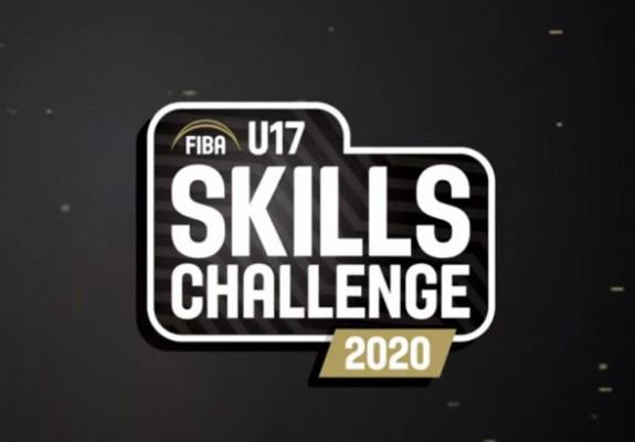 Încep preliminariile FIBA U17 Skills Challenges 2020