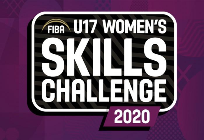 Naționala U17 feminin a început pregătirea pentru turneul final U17 Skills Challenge 2020