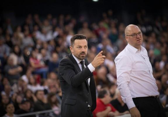 """Branko Cuic, despre duelul cu Igokea: """"În momentul de față, dubla aceasta nu este posibilă"""""""