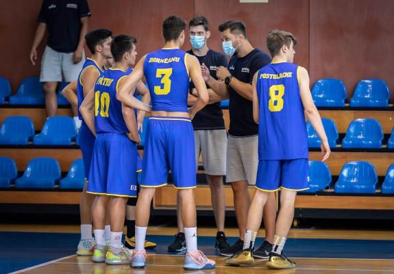 România a ratat calificarea la turneul final FIBA U17 Skills Challenge 2020