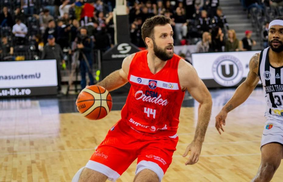 """Nikola Markovic: """"Nu ne dorim nimic altceva decât să câștigăm campionatul și cupa"""""""