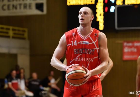 Dainius Chatkevicius este noul jucător al lui CSM Miercurea Ciuc