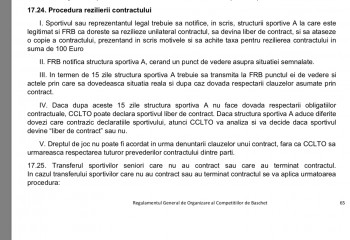 Surpriză de proporții în cazul lui Marcu Badiu. CCLTO nu i-a admis cererea de recunoaștere a rezilierii