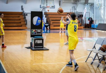România a încheiat participarea la FIBA U17 Skills Challenge