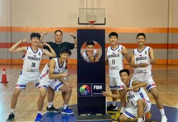 Mongolia și China câștigă FIBA U17 Skills Challenges