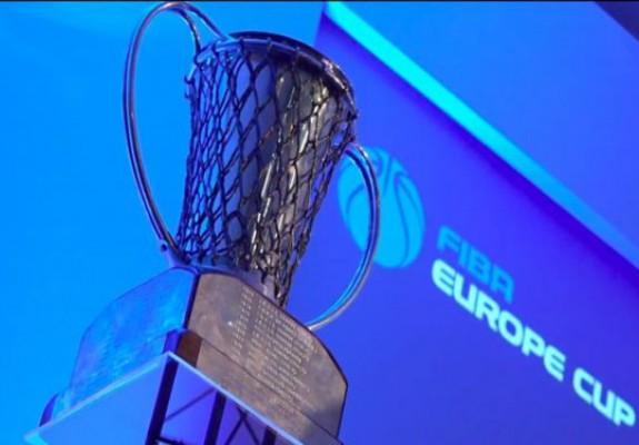 Sezonul regulat din FIBA Europe Cup va începe în luna ianuarie