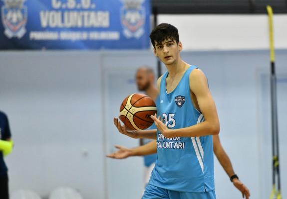 Luca Colceag va face parte din lotul lui CSO Voluntari