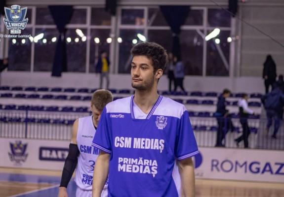 Daniel Banciu va evolua la SCM Timișoara