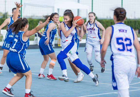 Olimpia București a câștigat Campionatul Național U15