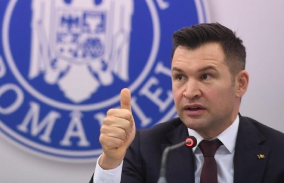 """Ionuț Stroe: """"Vom avea posibilitatea legală  să deblocăm toate sporturile în România"""""""