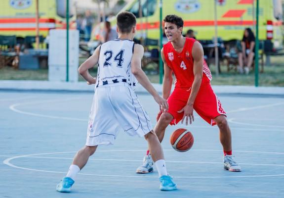 TF U16M -  Dinamo CSS Nr. 6 București și-a asigurat prezența în finala competiției