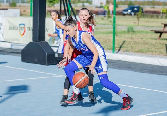 TF U13F - Olimpia București și ACS Dan Dacian s-au calificat în finala competiției