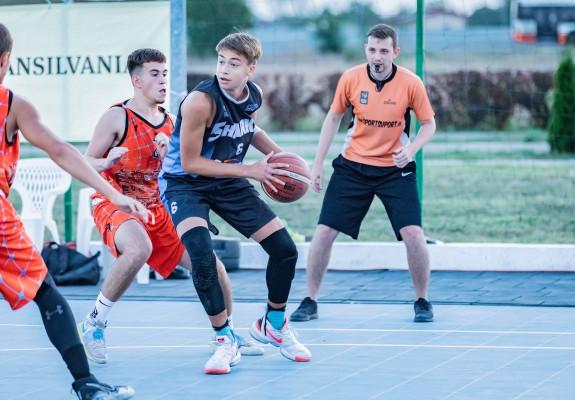 TF U16M - Dinamo și Laguna se luptă pentru titlul de campioană