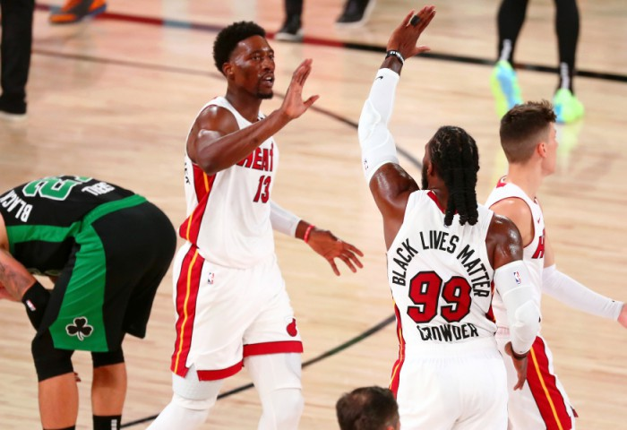 Miami Heat, o nouă victorie în fața lui Boston Celtics