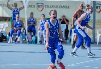 Povestea finalelor U15 și U16 din perspectiva căpitanului Olimpiei, Mihaela Panait