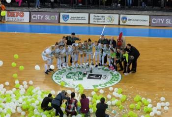 Șapte echipe vor lua startul în cadrul Cupei României la feminin, sezonul 2020/2021