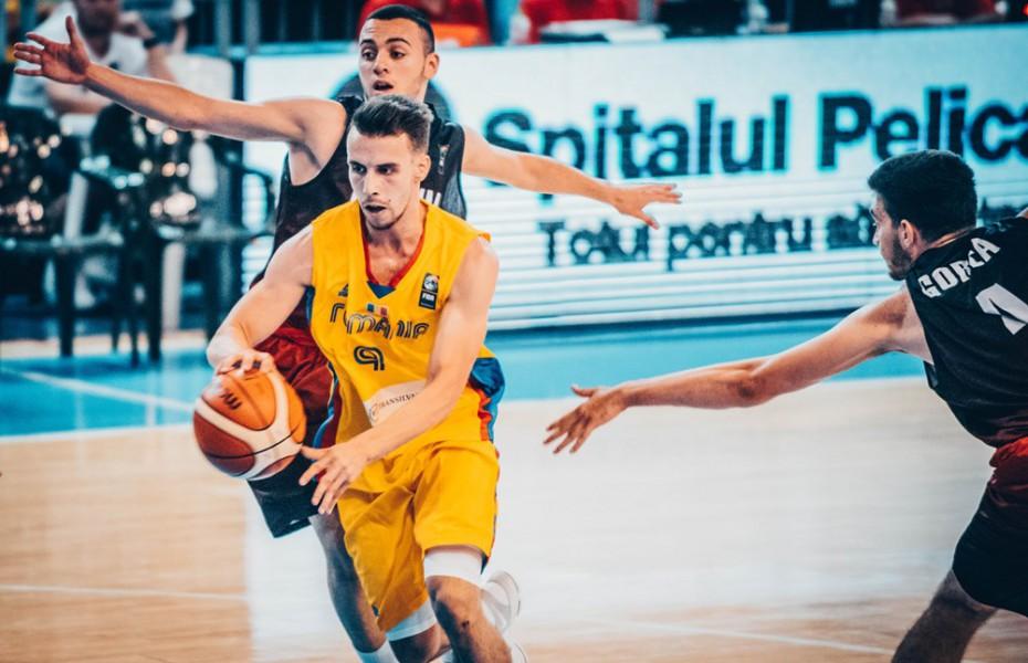 Exclusiv. Andrei Iliescu a renunțat la cariera de baschetbalist