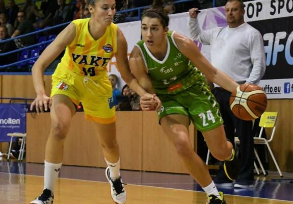 Olimpia CSU Brașov își întărește lotul cu Sara Dickey