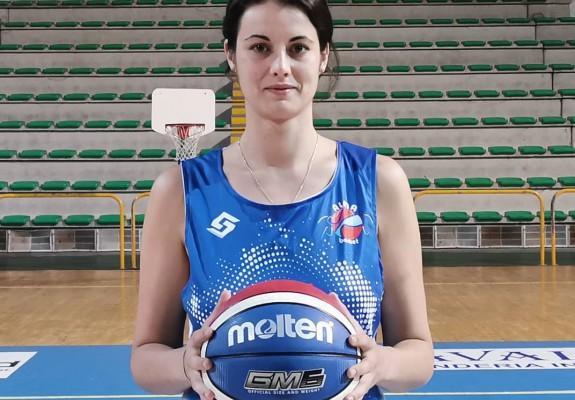 Alina Crăciun revine la Olimpia CSU Brașov