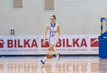 Romina Filip a semnat un contract cu Agronomia București