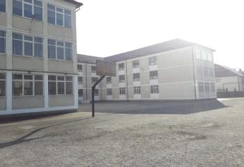 Copii amendaţi şi duşi cu duba la secţie pentru că jucau baschet în curtea şcolii