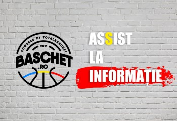 """Update: Baschet.ro lansează newsletter-ul """"Assist la Informație"""""""
