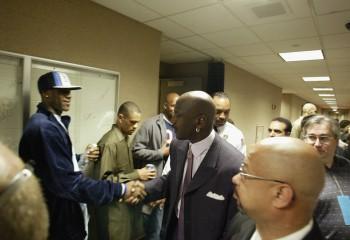 """LeBron James, despre Michael Jordan: """"Știți cât de mult îl iubesc"""""""