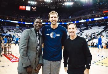 Dirk Nowitzki a refuzat oferta lui Steve Nash de a i se alătura la Nets