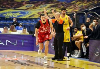 Vladimir Lucic, MVP-ul săptămânii în Euroligă. Video
