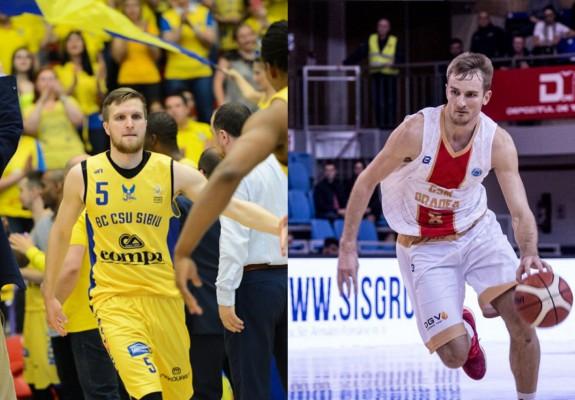 Vaidas Kariniauskas şi Justas Tamulis, prestaţii foarte bune în ultima etapă din liga Lituaniei