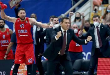CSKA Moscova oprește seria de două înfrângeri în Euroligă