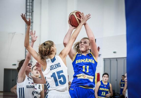 România începe joi seară cu Bosnia-Herțegovina europeanul U16 feminin, divizia B