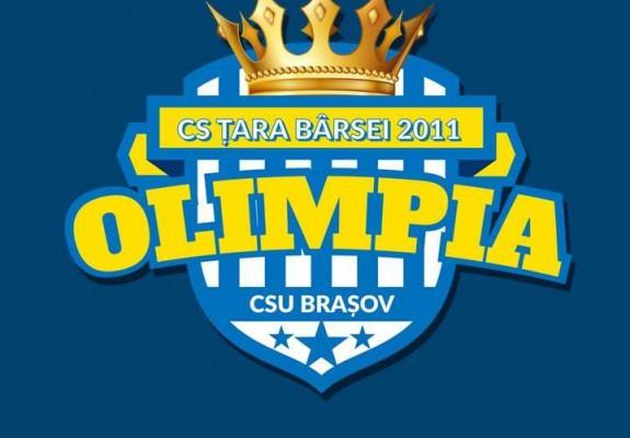 Olimpia CSU Braşov, în formulă completă la Bucureşti