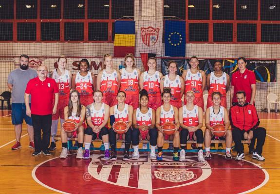 Lotul echipei CSM Satu Mare pentru sezonul 2020-2021